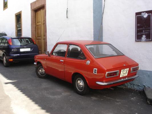 Toyota Publica Starlet 1200 ST, 1969 - 1978, 1976