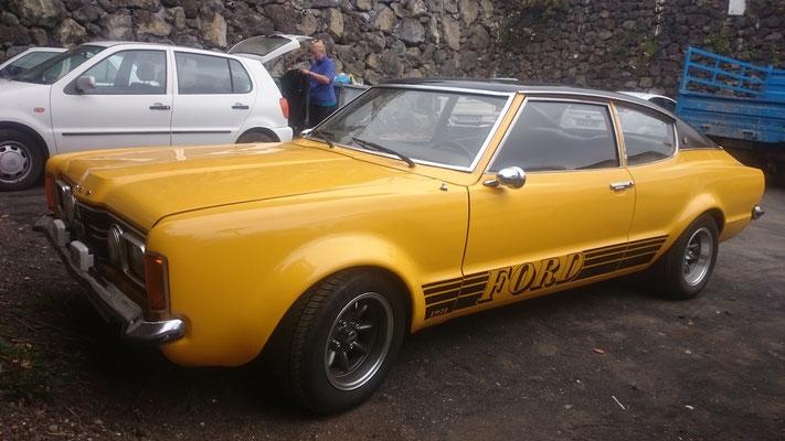 Ford Taunus TC 71, Ford Taunus GLX, 1975