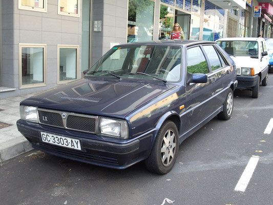 Lancia Delta, 1979 - 1999, 1992