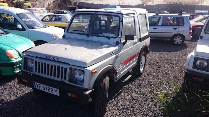 Suzuki SJ410 1982 - 1989, 1985