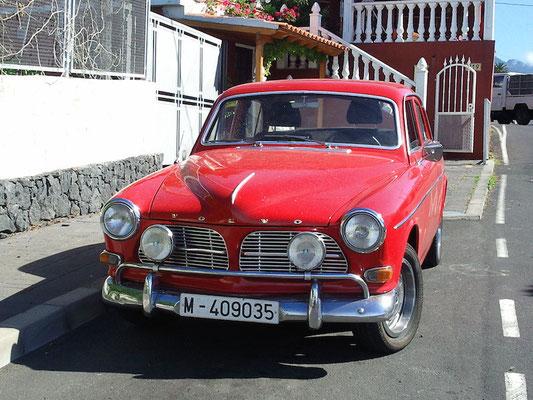 Volvo P 120/121, 1962