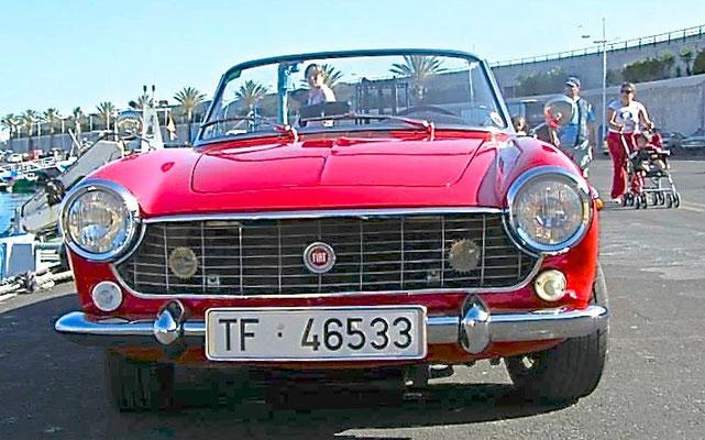 FIAT 1500 Cabriolet, 1963 - 1967, 1968