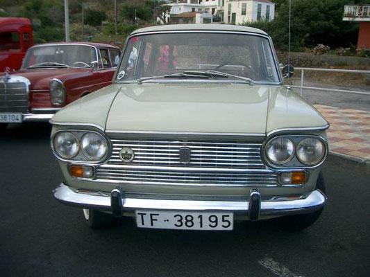 FIAT 1500C, 1961 - 1967, 1966
