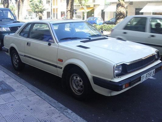Honda Prelude, 1982