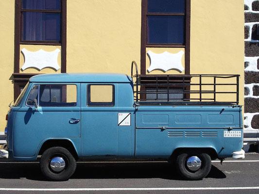 VW Pritschenwagen T2b, 1973