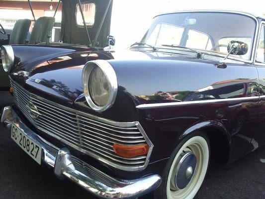 Opel Rekord 1700, 1962
