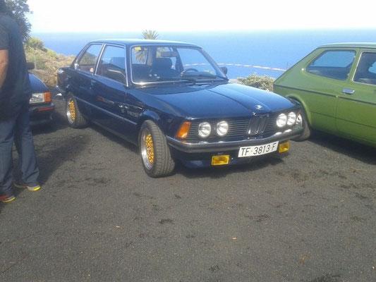 BMW 320, 1976