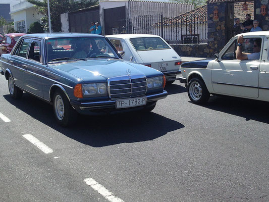 W123, 1983