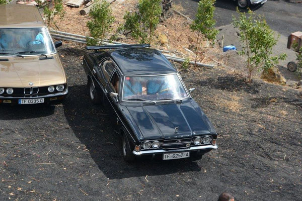 Ford Taunus TC 71, 1971 - 1973, 1972