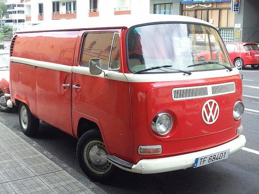 VW Transporter T1, 1950 - 1967, 1971