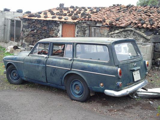 Volvo P 120/121, 1963, Las Manchas / Jedey