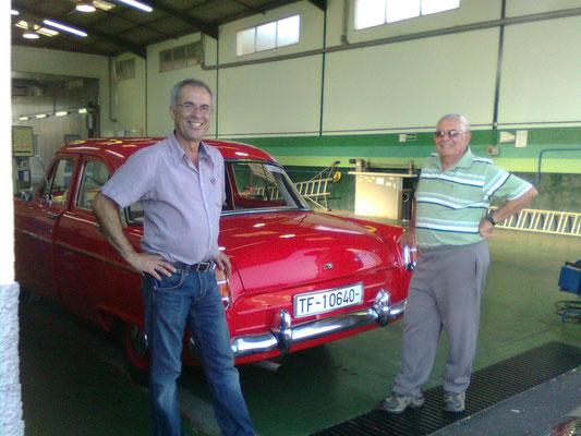 Ford Consul Mark II, 1957 und seine beiden Besitzer