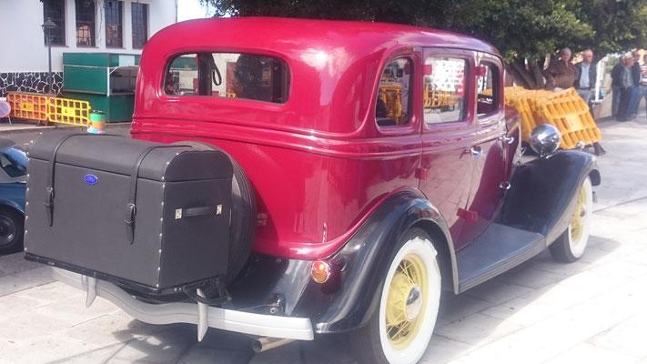 Ford Model B / Model 18 (Ford V8) 1932 - 1934, 1935