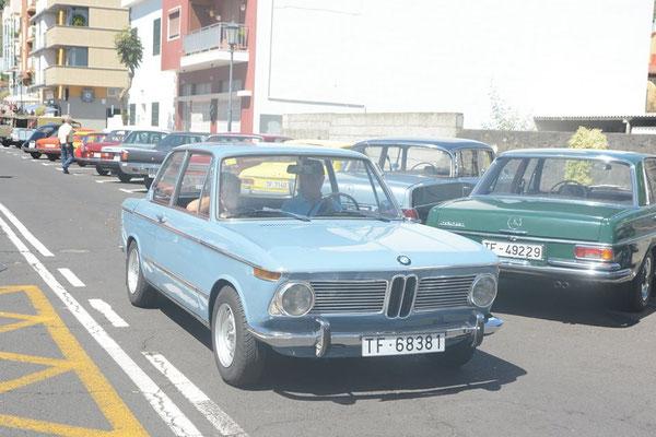 BMW 1802, 1971