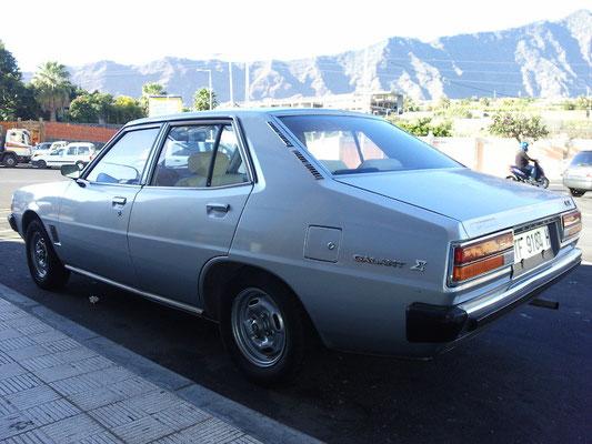Mitsubishi Galant Sigma Limousine, 1978