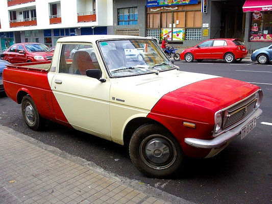 Toyota 1000 Pick-up, 1976
