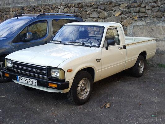 Toyota Hilux RN 30, 1978 - 1983, 1983
