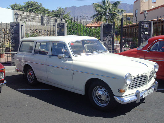 Volvo P 120/121, 1967