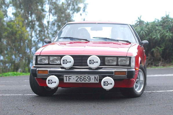 Toyota Celica TA 40, 1981