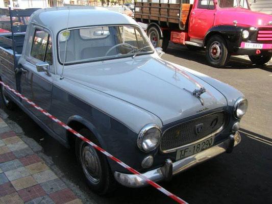 Peugeot 403 Camion, 1961