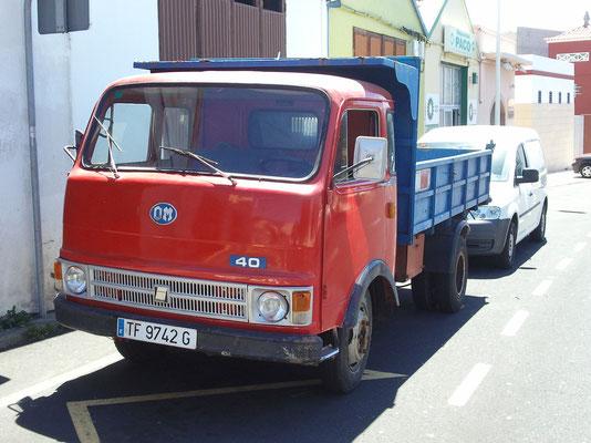 OM 40, 1977