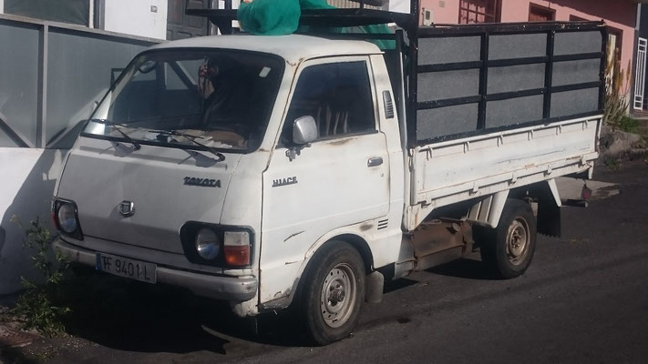 Toyota Hiace, 1977 - 1982, 1980