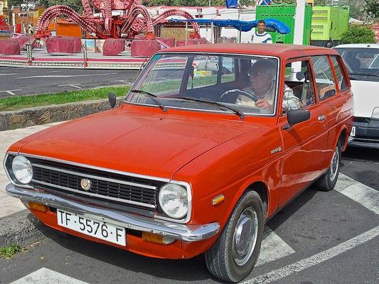 Toyota 1000 Kombi, 1976