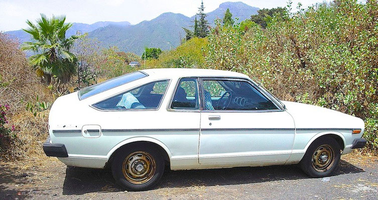Datsun Sunny B 310, 1977 - 1981, 1980