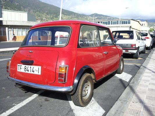 Austin Mini, Mk III, 1978
