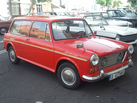 Austin Morris 1100, 1963 - 1974, 1968