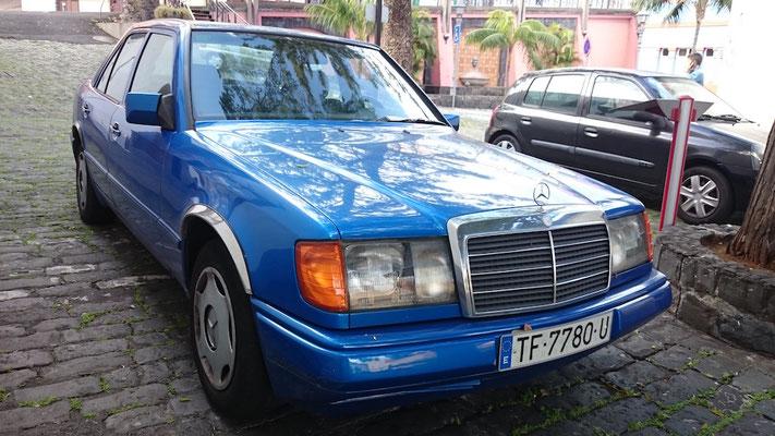 Mercedes-Benz 300D, 1985