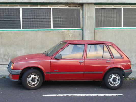 Opel Corsa A, 1986