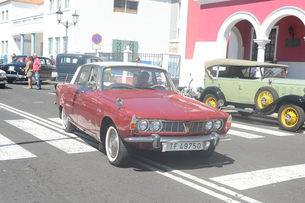 Rover P6, 2000, 1963 - 1977, 1968
