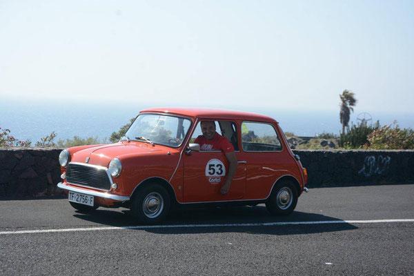 Austin Mini, Mk III, 1976
