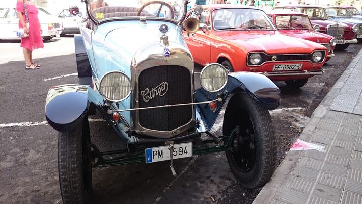 Citroën Type C Cabriolet (TL),1922 - 1926, 1924