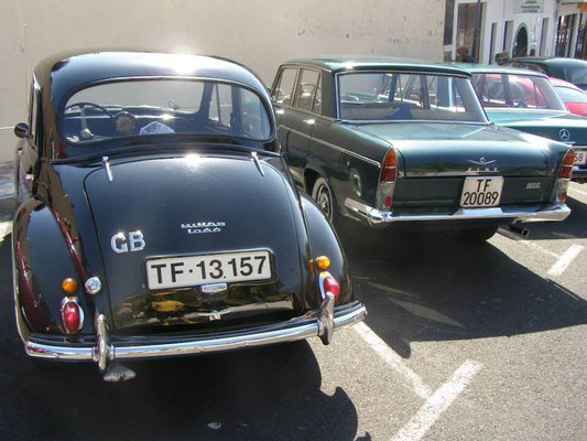 links: Morris Minor 1000, 1956 - 1971, 1959