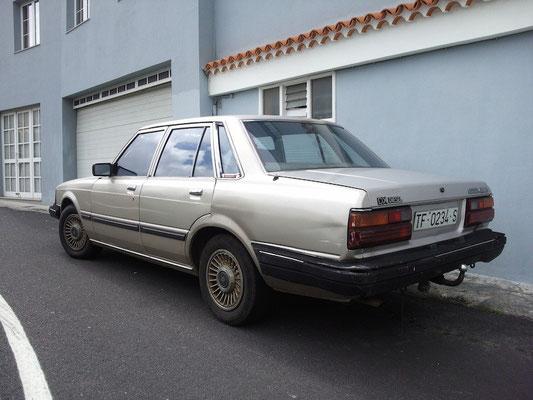 Toyota Cressida, X60, 1980–1984, 1983