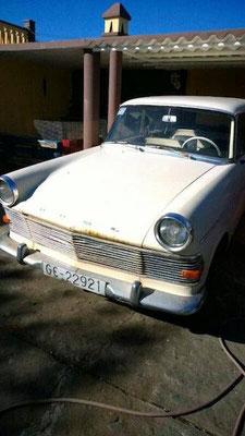 Opel Rekord, 1962