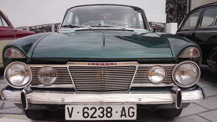 Humber Spectre, Mark 2, 1965-1967, 1978