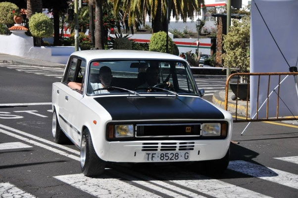 SEAT 1430, 1977