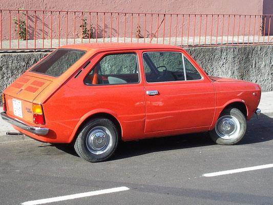 SEAT 133, 1974