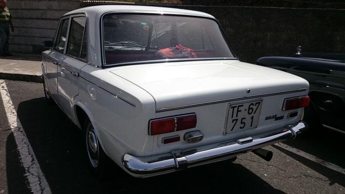 Seat 124l, 1969