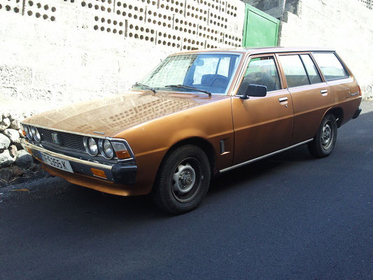 Mitsubishi Galant Sigma Kombi, 1979