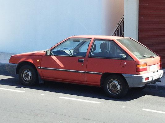 Mitsubishi Colt, 1989