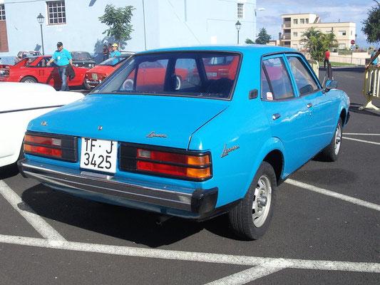Mitsubishi Lancer GL, 1976 - 1979, 1978