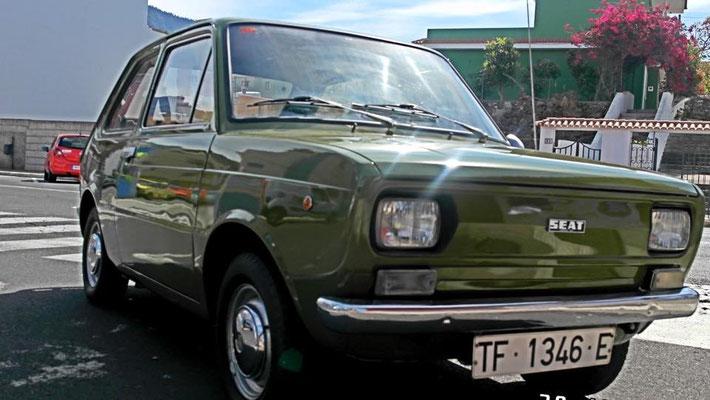 SEAT 133, 1977