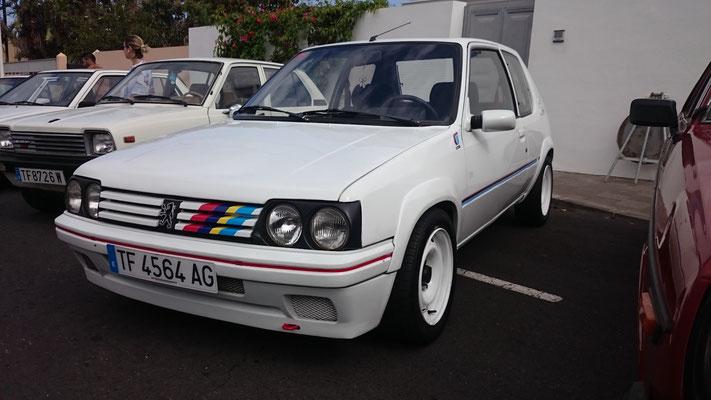 Peugeot 205, 1988