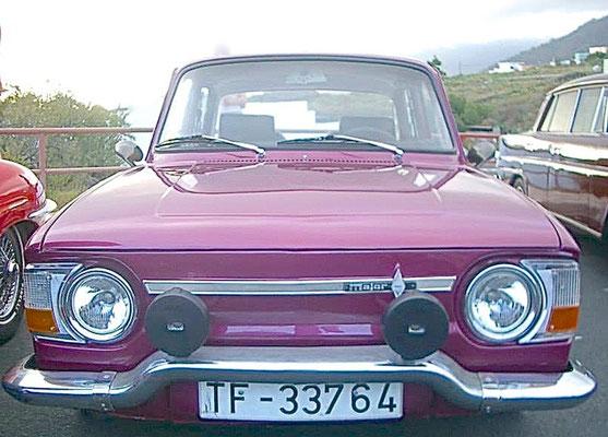 Renault R8, 1965