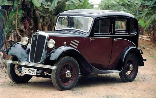 Morris Eight Series I, 1935 - 1937