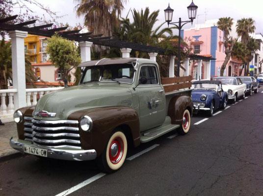 Chevrolet 3100 Pickup, 1950 - 1959